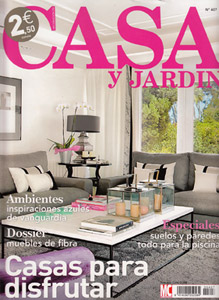 Pando aparece en la revista casa y jard n friendly cooking for Casa y jardin revista pdf