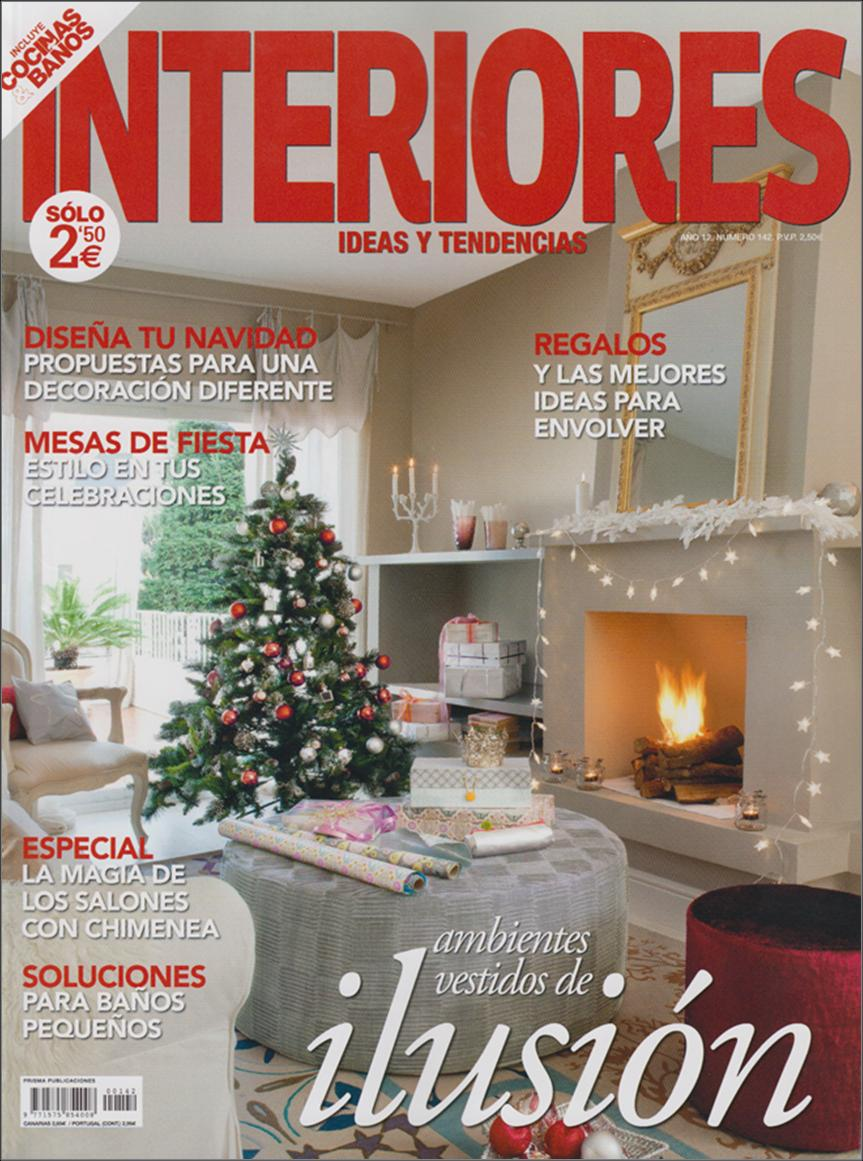 Las mejores revistas de decoracion de interiores salones for Revistas decoracion interiores