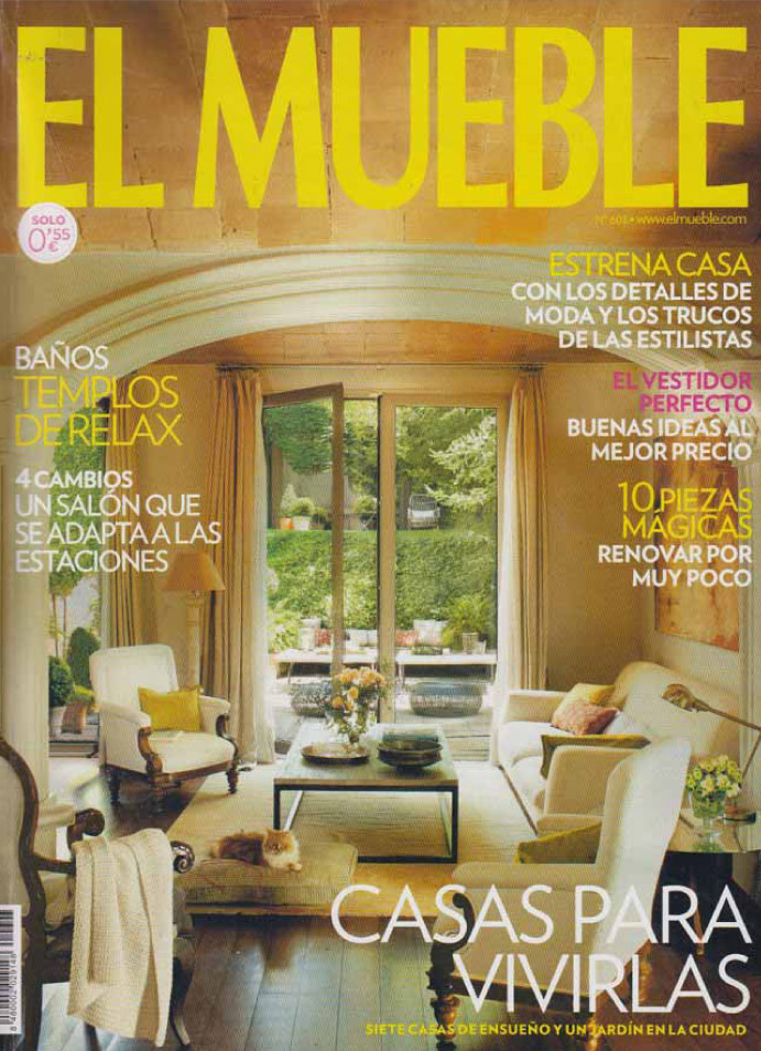 Revistas de cocinas revista el mueble n cortinas en el Revista interiores ideas y tendencias