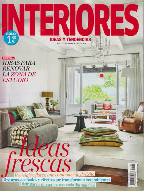 Revista de interiores puedes ver en esta revista de for Revistas decoracion interiores