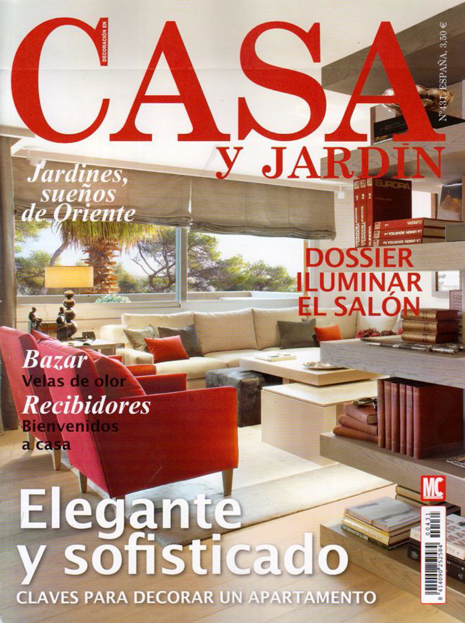 Apariciones en prensa de enero 2014 friendly cooking for Casa y jardin revista pdf