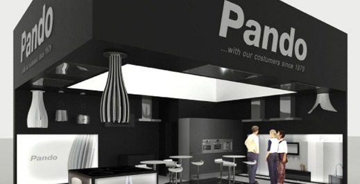 PANDO ESTARÁ PRESENTE EN LA FERIA  LIVING KITCHEN DE COLONIA